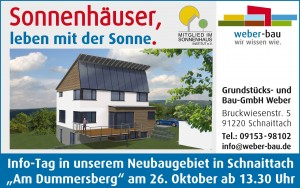 Sonnenhaus-Info-Tag