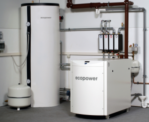 Weber-Bau EcoPower Anlage